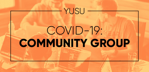 Covid-19 Community Groups