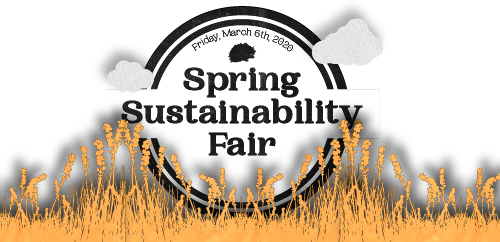 Spring Sustainability Fair