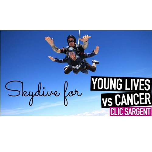 RAG Skydive for CLIC Sargent Image