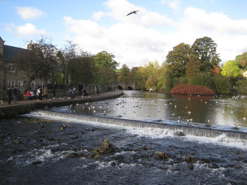 Outdoor Society's Week 7 Walk: Bakewell Image