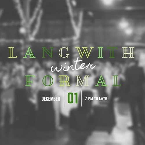 Langwith Winter Formal 2019 Image