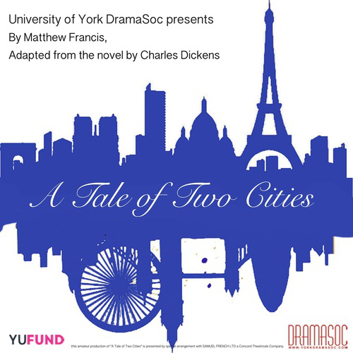 A Tale of Two Cities - Theatre Trip Image