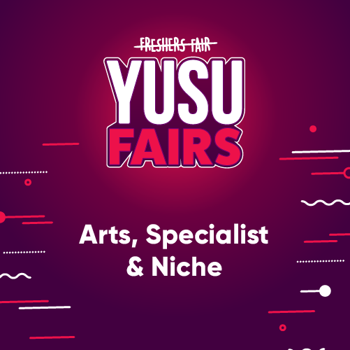 YUSU Fairs: Arts,Specialist and Niche
